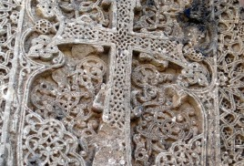 Khachkar -The Armenian cross-stone